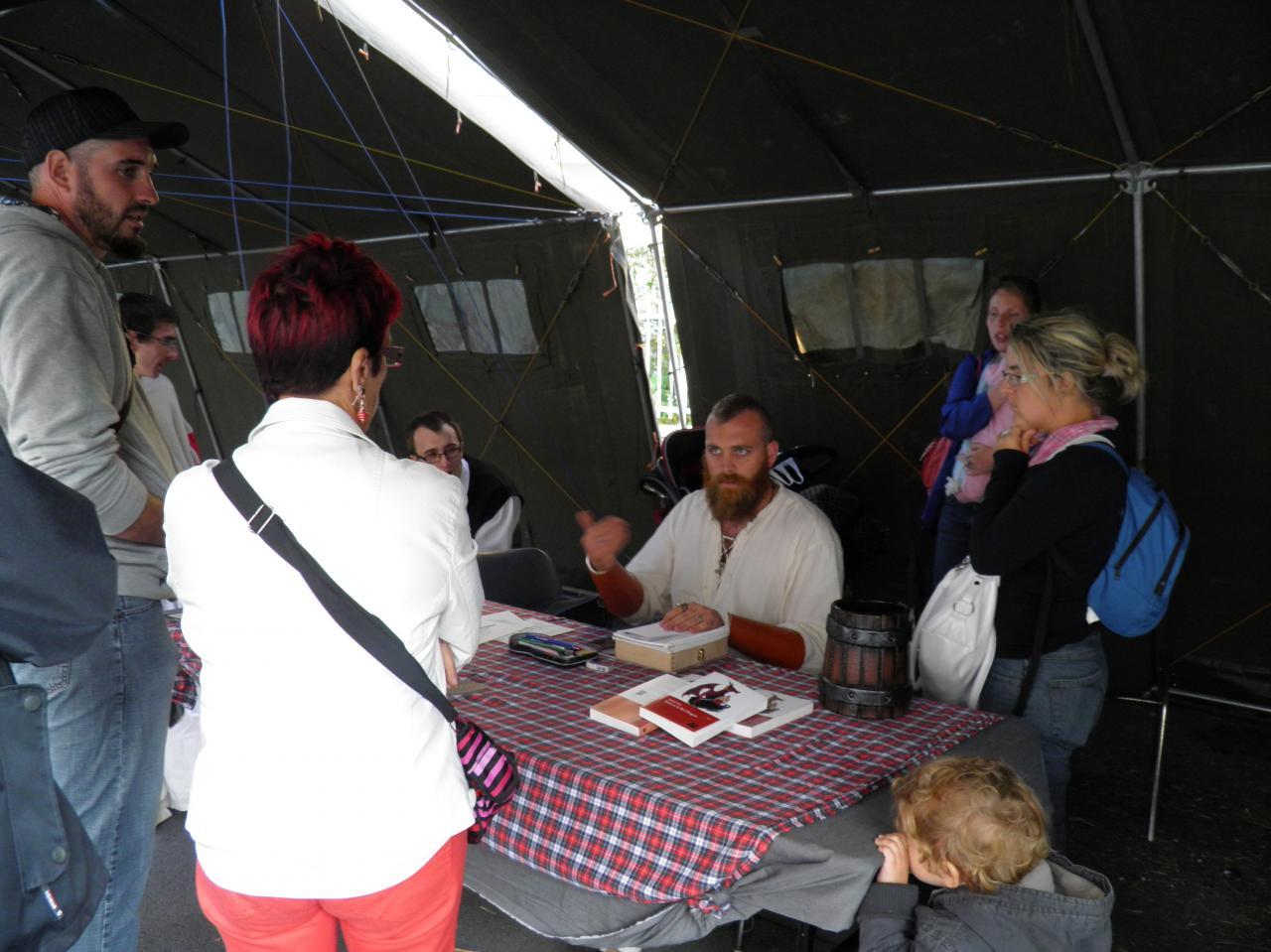 Festival Cidre et Dragon 2014