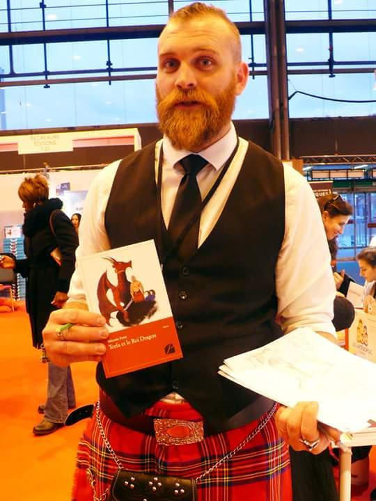 Salon du Livre Paris 2015 (5)
