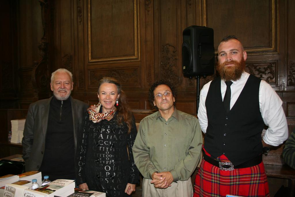 Salon du Livre Soissons Octobre 2014