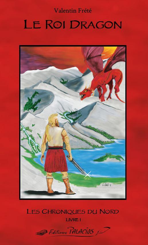 Le roi dragon 1ere de couverture 1
